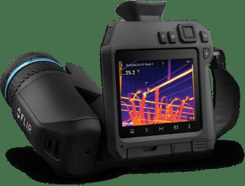 FLIR Wärmebildkamera T865