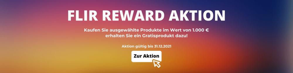 FLIR Reward Aktion